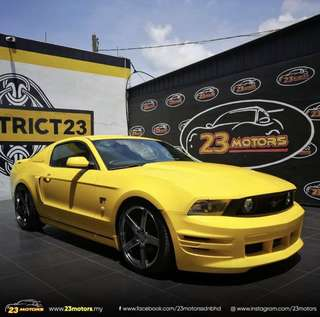 2011 FORD MUSTANG 4.6