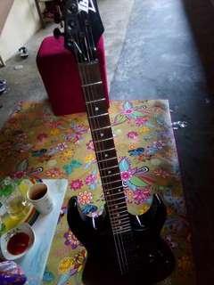 Guitar ( ibanez gio)