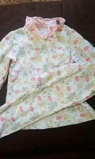 Sleepwear terno