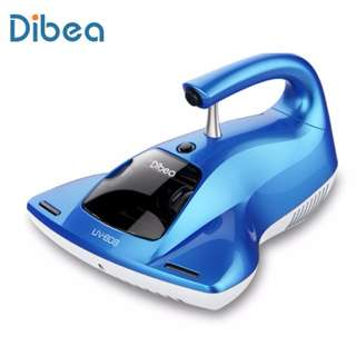 "Dibea除蟎儀""拍打""功能 紫外線殺菌 蟎蟲吸塵機 Vacumn Cleaner Dust&Mite Remover"