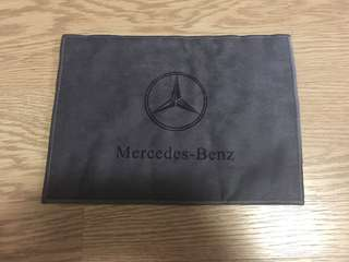 Velvet Cloth Mercedes Benz