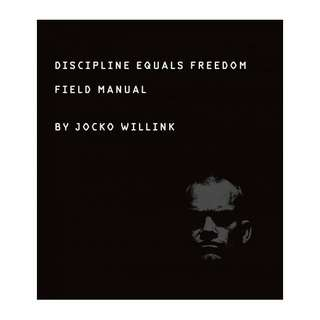 eBook - Discipline Equals Freedom by Jocko Willink