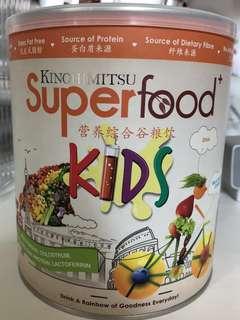 Kinohimitsu Superfood Kids -500g! *Brand New unopened*