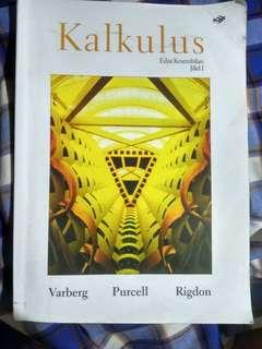 VARBERG/PURCELL/RIGDON Kalkulus Edisi Kesembilan Jilid 1