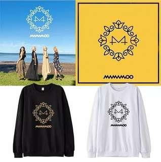 Preorder - MAMAMOO SWEATSHIRT *S-3XL* exc.pos