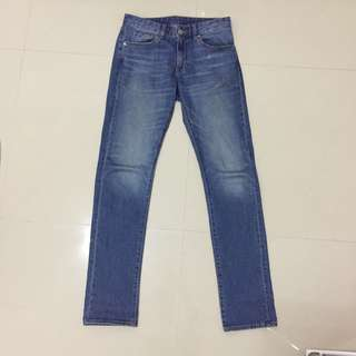 Uniqlo Denim Prewashed