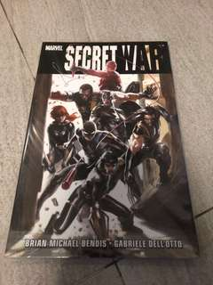 Avengers Secret War marvel comics tpb