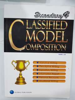 Sec 4 Classified Model Composition by Isabel Lee