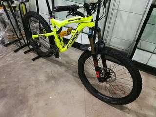 Foes mutz bike