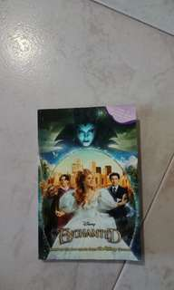 Enchanted  story book(Disney)
