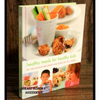 Healthy Meals For Healthy Kids - RD1015