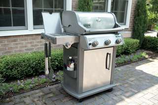 weber bbq grille excellent condition