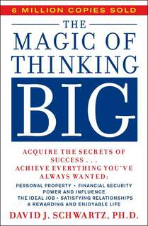 eBook - The Magic of Thinking Big by David Schwartz