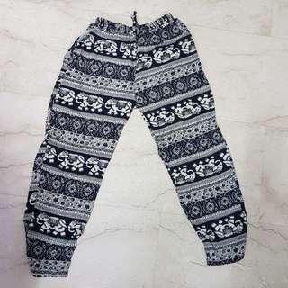 FREE BN Elephant Pants