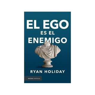 eBook - Ego Is the Enemy by Ryan Holiday