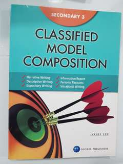 Secondary 3 Classified Model Composition