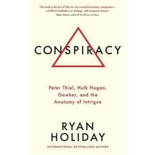eBook - Conspiracy by Ryan Holiday