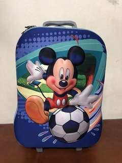 Mickey Mouse Trolley bag (Mini-Luggage)