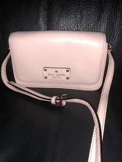 Kate Spade cute mini bag in light pink