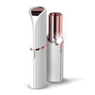 Electric Lipstick Shape Epilator Shaving Shaver Mini Female Hair Removal Razor