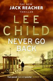eBook - Never Go Back by Lee Child