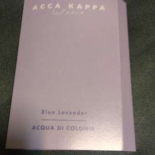 Acca Kappa Blue Lavender