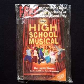 Disney's High School Musical The Junior Novel Collector's Edition
