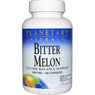 (減肥, 血糖, 血壓, 胃氣)苦瓜營養補充品