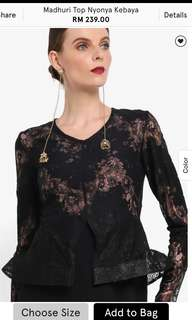Top Kebaya Lace Madhuri