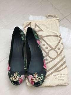 Vivienne Westwood x Melissa平底鞋