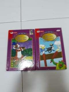 Robin level 1 books