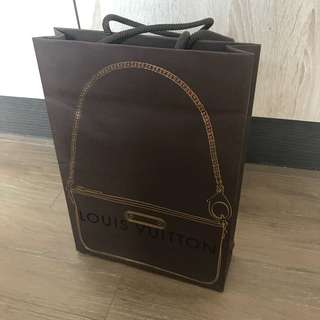 LV paper bag - small