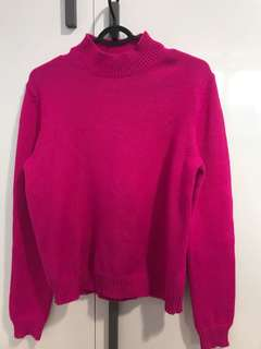 Brand new heat tech knitted shirt