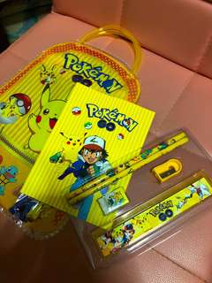 POKEMON ASH PIKACHU GOODIE BAG FOR PARTY