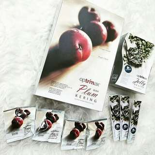 Optrimax Plum & Jelly for diet, detox