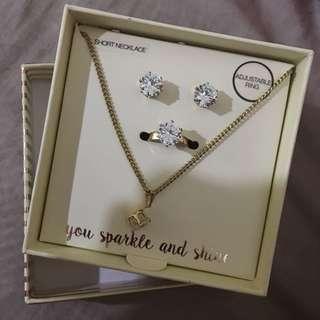 Lovisa Jewellery Set 💎