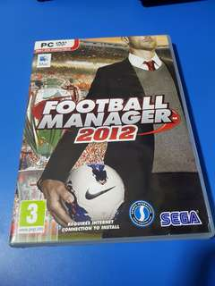 🚚 Football Manager 2012 (PC)