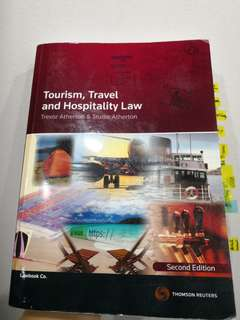 Tourism, Travel and Hospitality Law