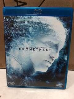 Prometheus Bluray free shipping