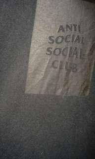 🚚 Anti social 黑方