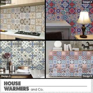Peranakan Wallpaper Series