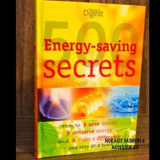 500 Energy-Saving Secrets - RD1006