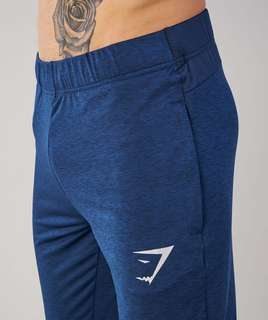 100% Authentic Gymshark Fallout Bottom - Sapphire Blue Marl. Size M