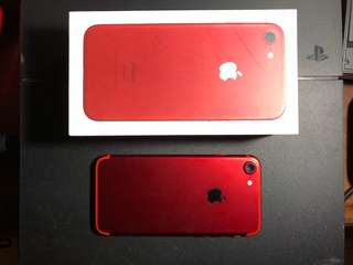 iPhone 7 (RED) 128GB