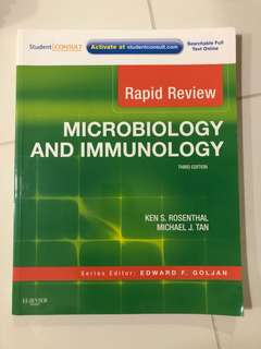 Rapid review microbiology and immunology third edition