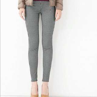 Checkered Leggings/ Pants UNIQLO