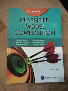 English Classified Model Composition.