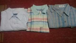 3 Polo Shirts for 210