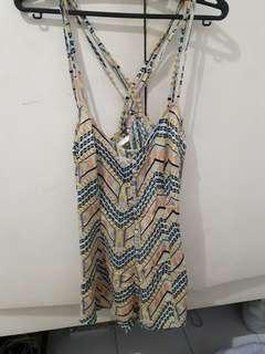 Aztek dress/cover up