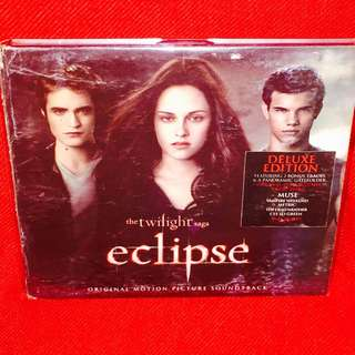 Eclipse OST CD